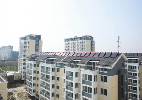 扬州文汇苑住宅小区工程